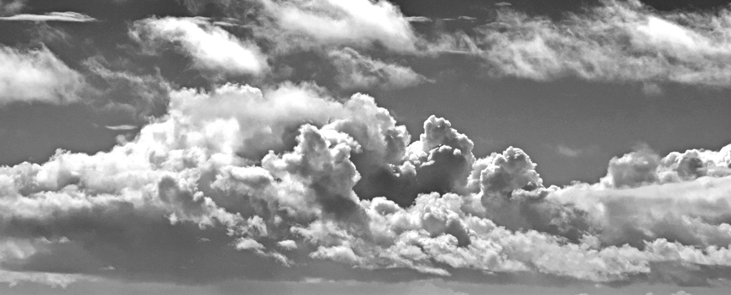 Clouds-onlybw